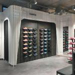 Regalteile für den Ladeninnenausbau aus der Tischlerei in Nünchritz