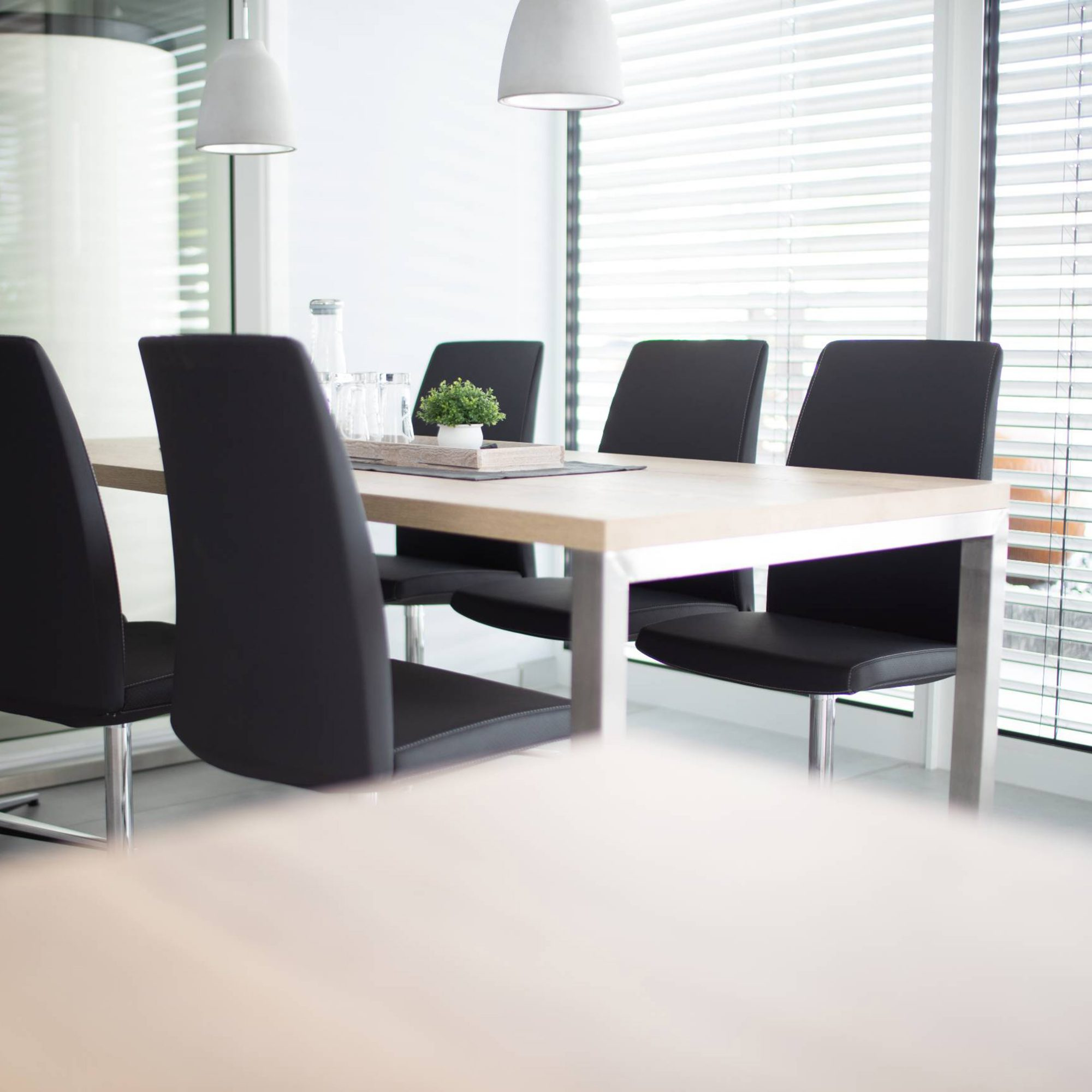 moebel-for-you.de Büroeinrichtung Konferenztisch