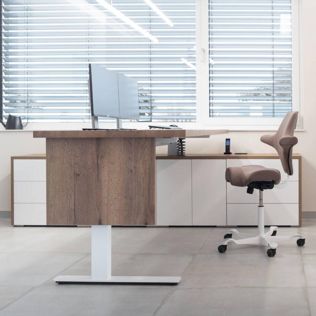 moebel-for-you.de Büroeinrichtung Schreibtisch höhenverstellbar